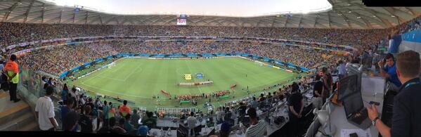 Mondiale calcio 2014 Brasile