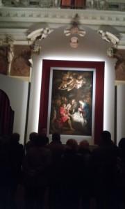 Rubens Adorazione pastori mostra 2